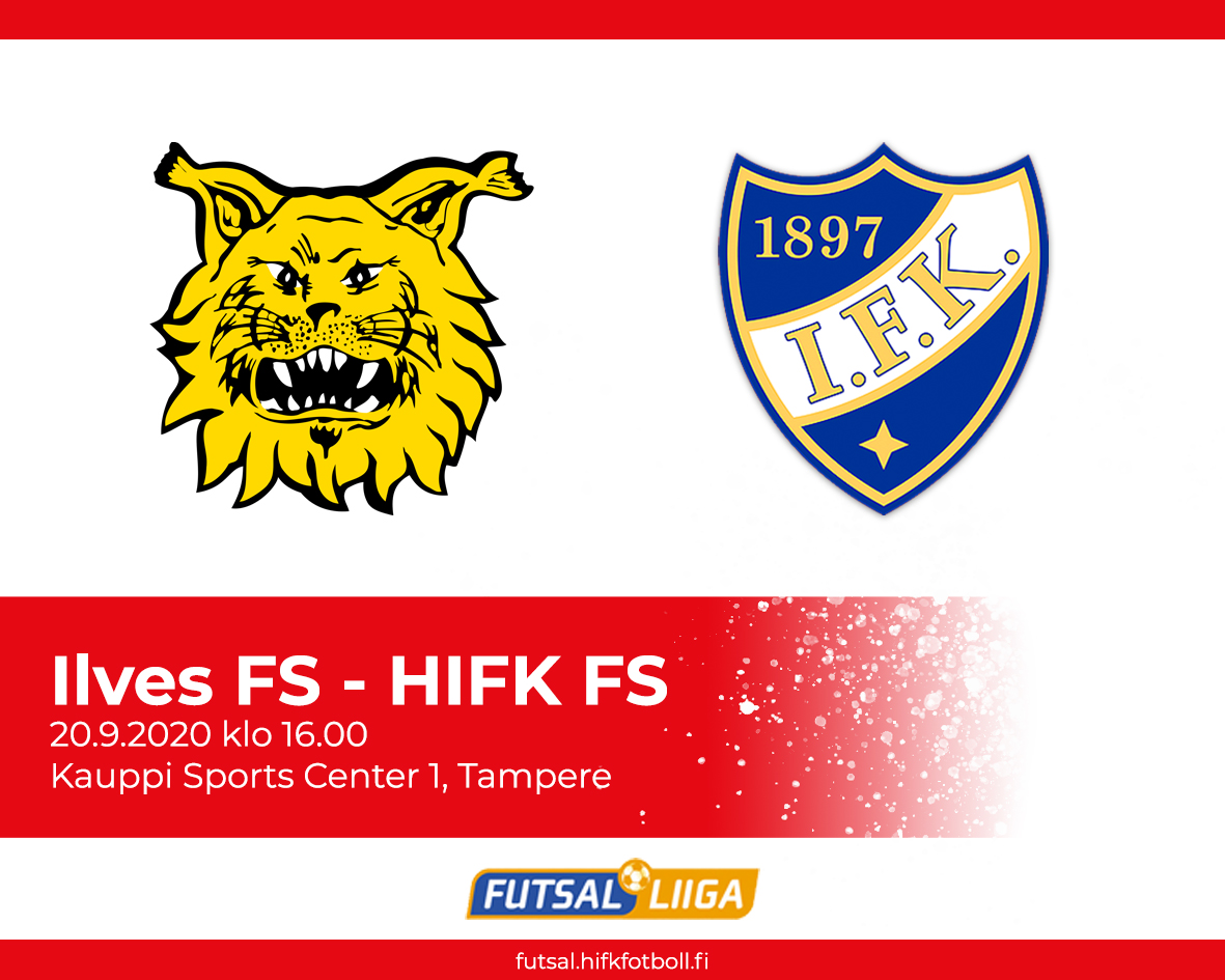 HIFK:n liigataival käynnistyy Tampereelta