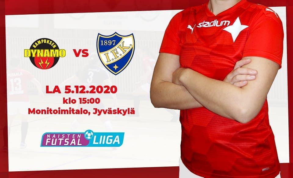 Otteluennakko: HIFK kohtaa lauantaina KaDy:n Jyväskylässä