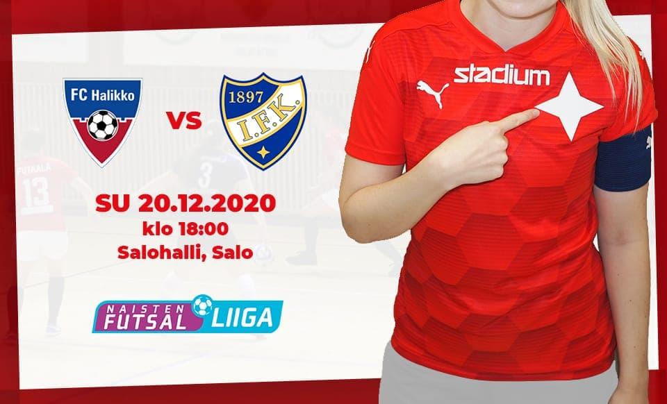 Otteluennakko: HIFK metsästää kauden toista vierasvoittoa FC Halikon vieraana sunnuntaina