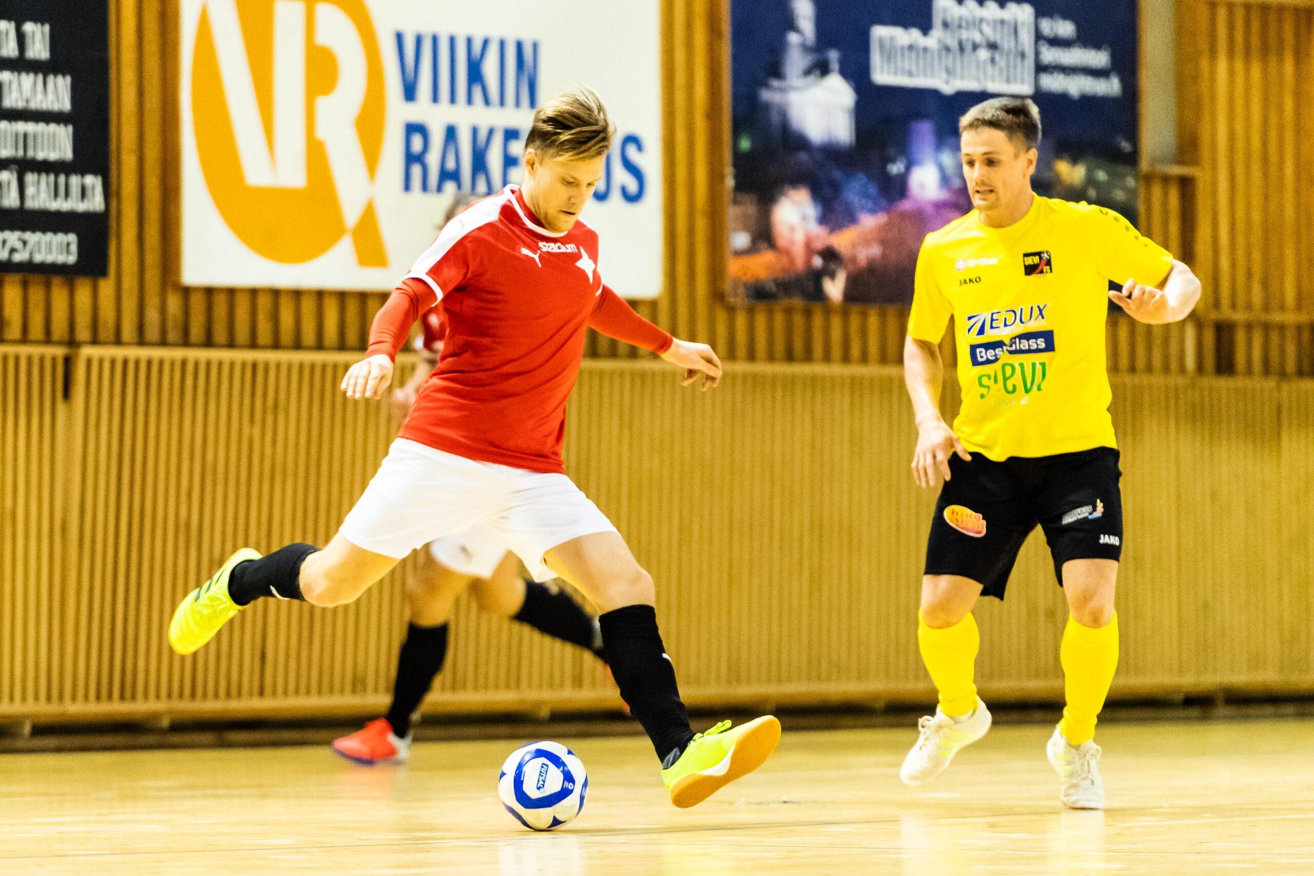 Muutoksia HIFK:n miesten joukkueen otteluohjelmassa