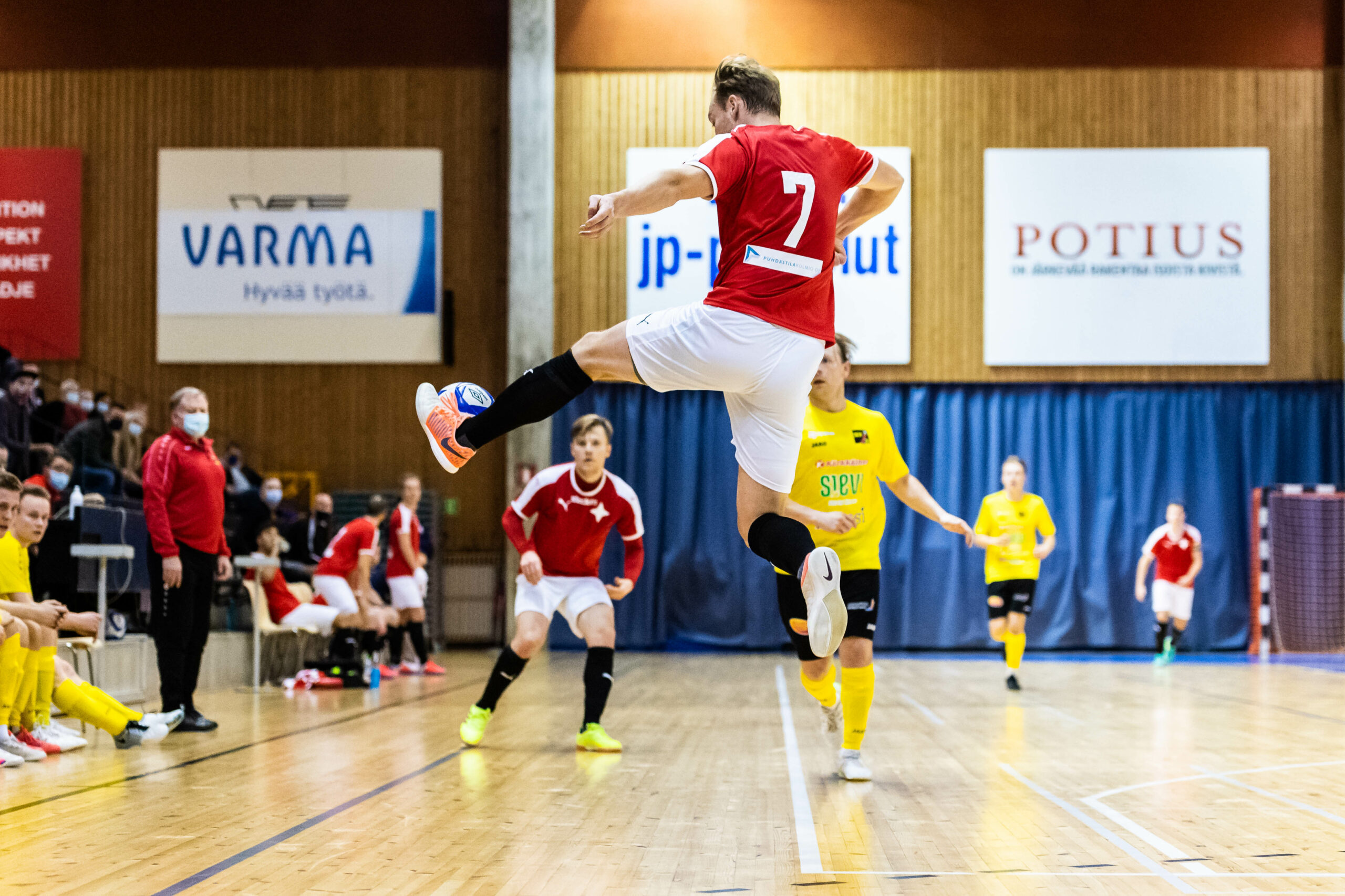 HIFK:n miehille kauden toinen voitto