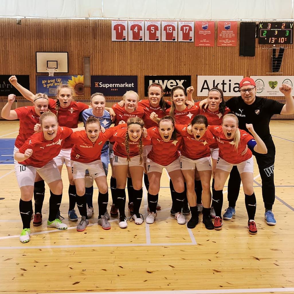 HIFK voitokas jatko-ottelun jälkeen