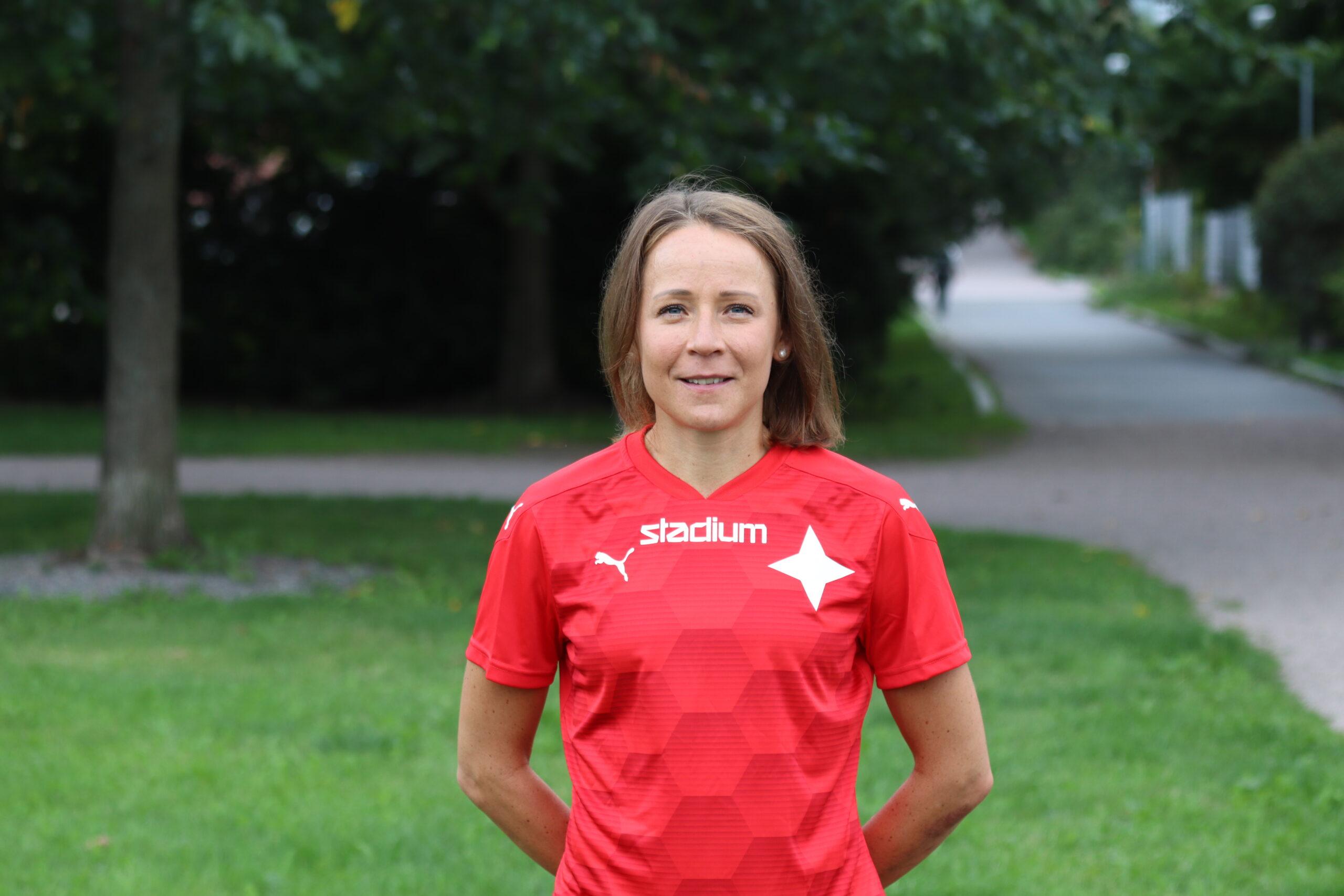 HIFK:lle huippuvahvistus – Daniela Tjeder siirtyy punaisiin