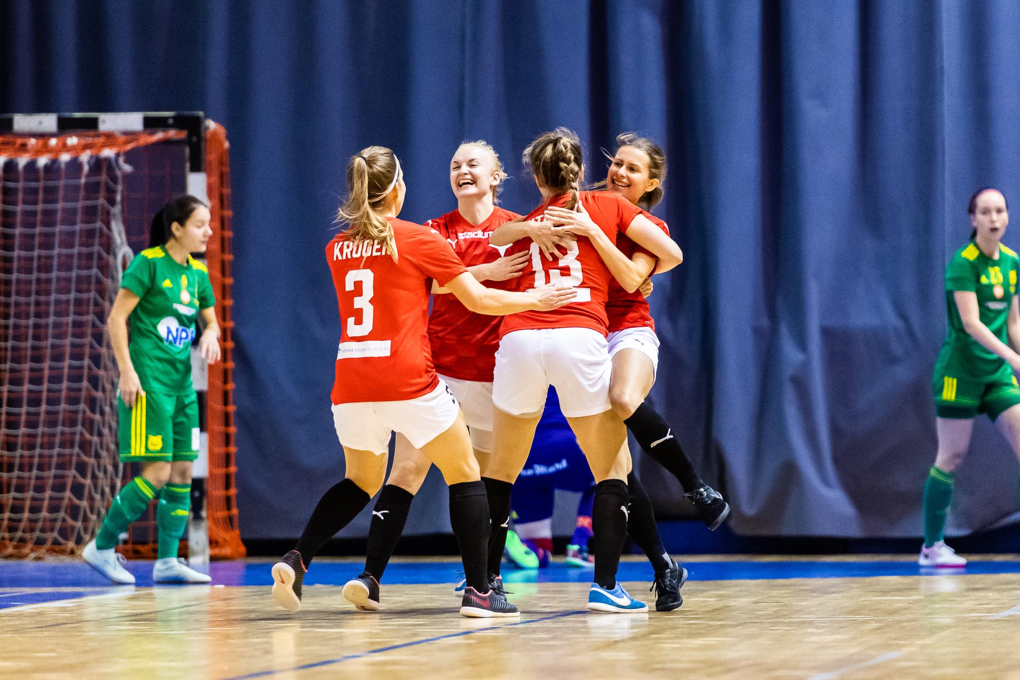 HIFK perustaa naisten futsaljoukkueen 3-divisioonaan – ilmoittaudu mukaan!
